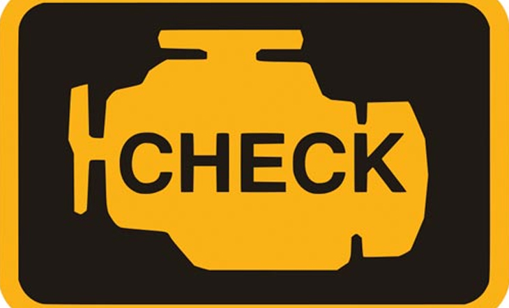 THE CHECK ENGINE LIGHT MEANING