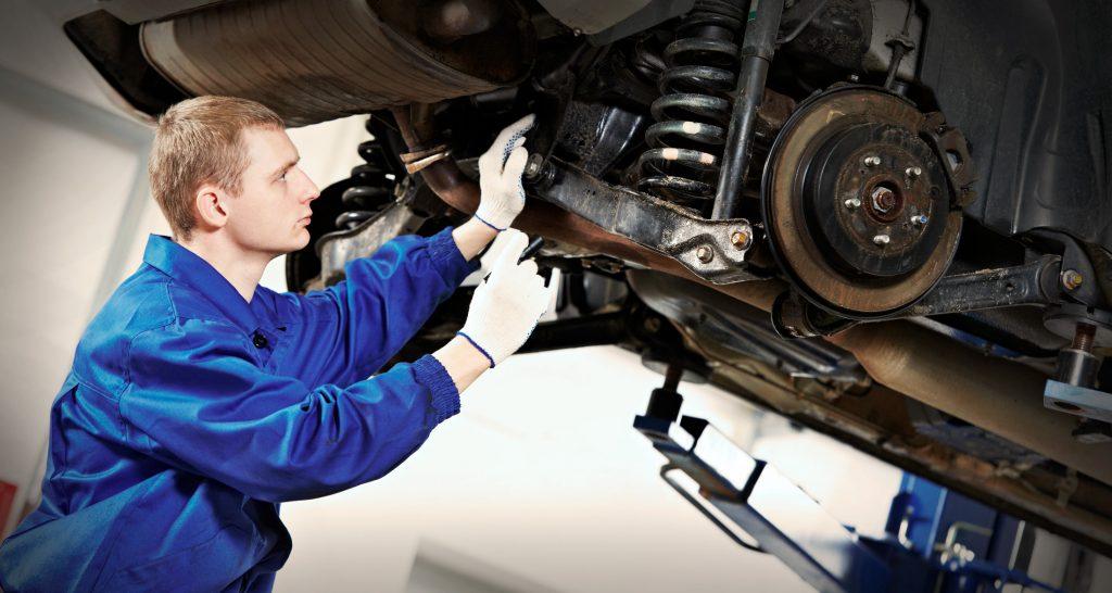 Suspension Repair Service