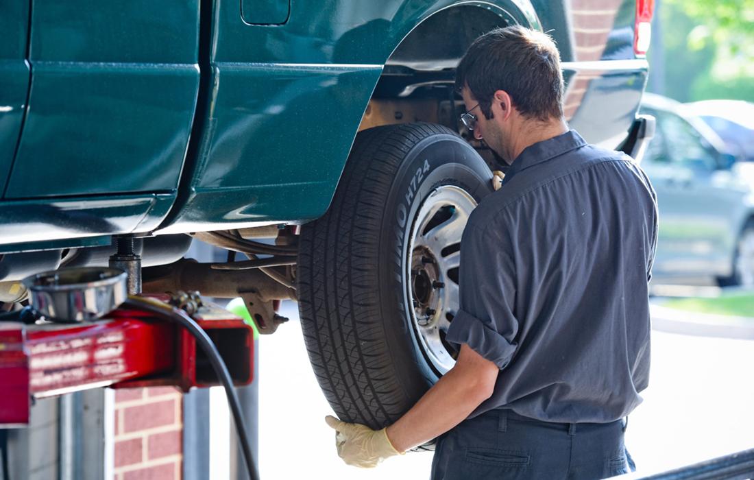 Tire Installation Service