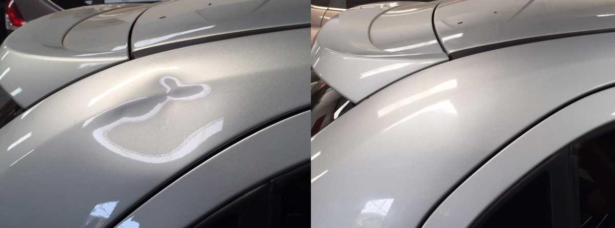 car scratch repair cost